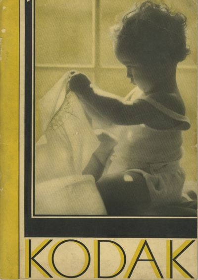 Rochester: Eastman Kodak Company, 1933. First edition. Small 8vo., 56 pp., fully illustrated. Color ...