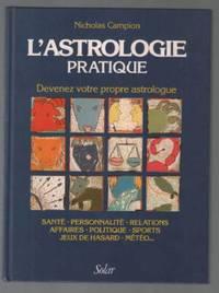 L'astrologie pratique