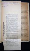 View Image 3 of 8 for Circa 1925 - 1931 Manuscripts, Typed Drafts, Book Reviews, Abstracts & Offprints of Petroleum Field ... Inventory #26575