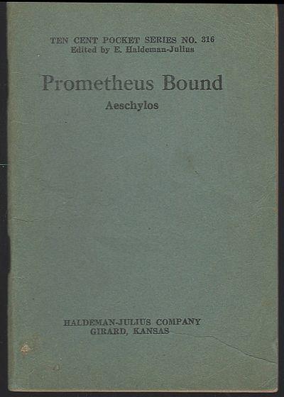 Image for PROMETHEUS BOUND