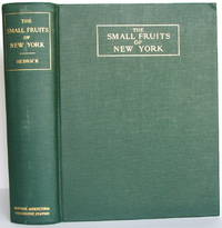 The Small Fruits of New York: Report of the New York State Agricultural Experiment Station for the Year Ending June 30, 1925