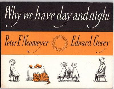 Santa Barbara : Capra Press , 1982. Later printing. paper . Good. Edward Gorey . Toledano A 37b. Ill...