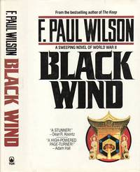 Black Wind by  F. Paul Wilson - First Edition  - 1988 - from BOOX and Biblio.com