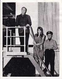 image of Morituri (Original photograph of Marlon Brando, Janet Margolin, and Yul Brynner from the 1965 film)
