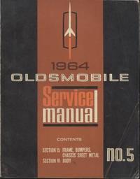 image of 1964 Oldsmobile Service Manual  Number 5