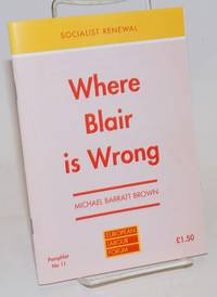 Where Blair is Wrong: Following monetarist policies must spell disaster for Labour