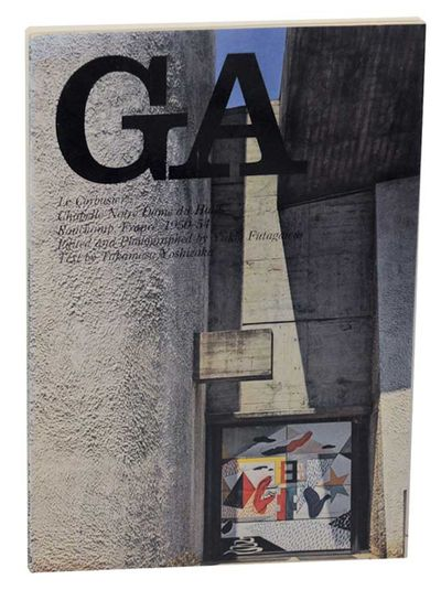 Tokyo, Japan: A.D.A. Edita, 1977. Later printing. Large softcover. 40 pages. Text in English and Jap...