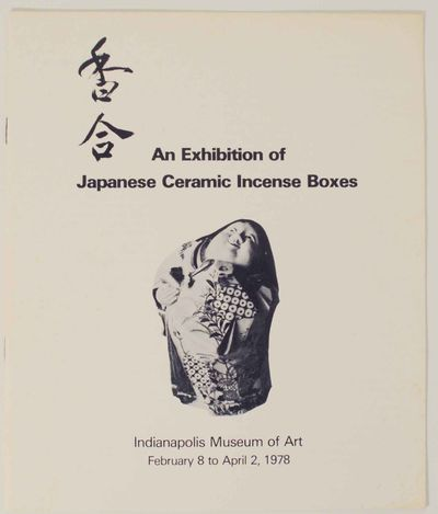 Indianapolis, IN: Indianapolis Museum of Art, 1979. First edition. Softcover. 8 pages. Exhibition ca...