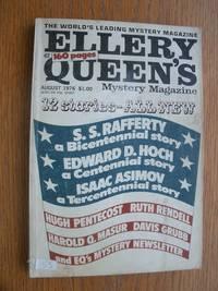 Ellery Queen's Mystery Magazine August 1976