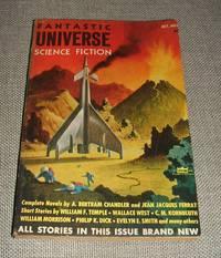 image of Fantastic Universe Science Fiction for  October-November 1953 Volume 1 Number 3