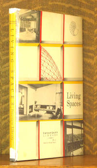 LIVING SPACES - INTERIORS LIBRARY NO. 1 by edited by George Nelson - First edition - 1952 - from Andre Strong Bookseller and Biblio.com
