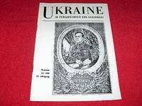 Ukraine in Vergangengeit Und Gegenwart [Number 43, 1968]