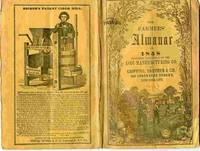 Farmers' Almanac For 1858