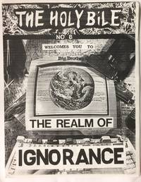 image of The Holy Bile. No. 8