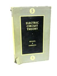 Electric-Circuit Theory