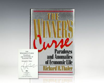New York: Free Press, 1989. First edition of the Nobel Prize-winning economist's groundbreaking book...