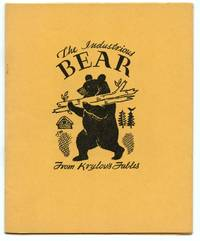 image of The Industrious Bear. From Krylov's Fables
