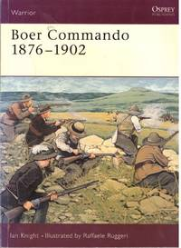 image of BOER COMMANDO 1876 - 1902