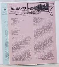 BWMT Memphis newsletter: a multi-racial organization for all people April & May 1990 [two issues]