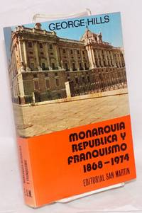Monarquia, Republica y franquismo
