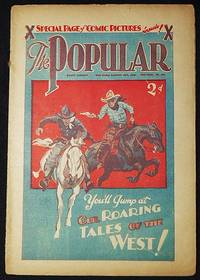 image of The Popular Sept. 20, 1928 -- New Series no. 505