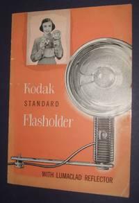 image of Kodak Standard Flasholder with Lumiclad Reflector Instruction Manual