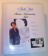 Home Slimming Kit - Cathi Graham's Fresh Start Metabolism Program: 2 VHS Taps, Book and 5 Cassette Tapes with Case