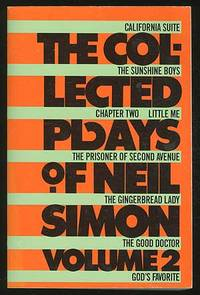 The Collected Plays of Neil Simon Volume II