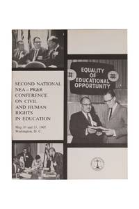 [Civil Rights][Education]Second National NEA—PR&R Conference on Civil and Human Rights in Education [Cover Title]