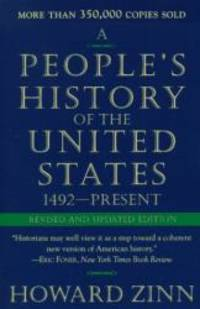 People's History of the United States, A by Howard Zinn - Paperback - 1995-02-06 - from Books Express (SKU: 0060926430q)