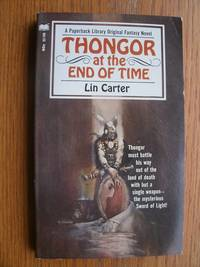 Thongor at the End Of Time # 53-780