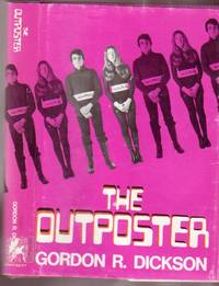 """image of The Outposter - by the author of the """"Dragon Knight"""" Series"""