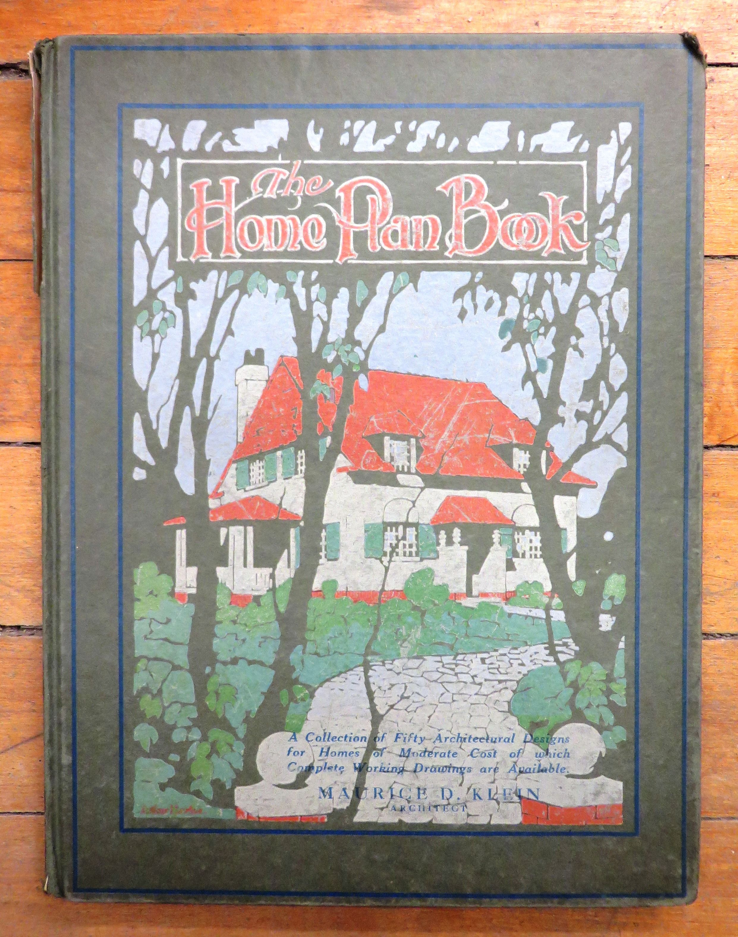 The Home Plan Book A Collection Of Fifty Architectural