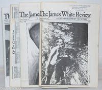image of The James White Review: a gay men's literary quarterly; vol, 3, #1-4, Fall1985-Summer 1986