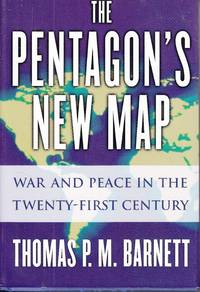 image of The Pentagon's New Map War and Peace in the Twenty-First Century