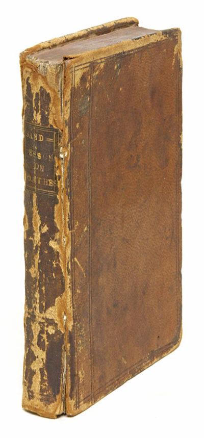 1655. A Notable Essay on Oaths Sanderson, Robert . De Juramento. Seven Lectures Concerning the Oblig...