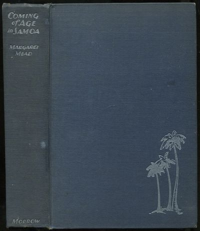 New York: William Morrow & Company, 1930. Hardcover. Very Good. Later printing. 297pp. Rear hinge cr...