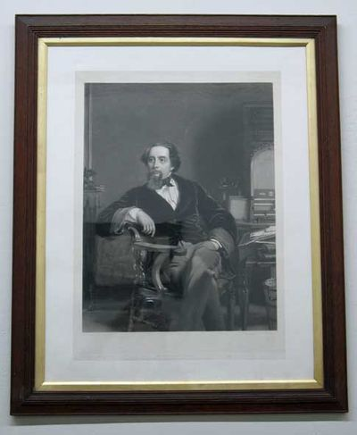 : Thomas McLean, Haymarket, 1872. Housed in a period wooden frame. Nr Fine condition, in a contempor...