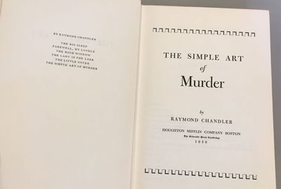 Boston: Houghton Mifflin Company, 1950. First Edition. 8vo., 533pp.; VG-/G-; spine blue/green pictor...