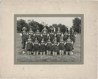 image of Two original photographs of Ohio girl's softball teams, circa 1970s