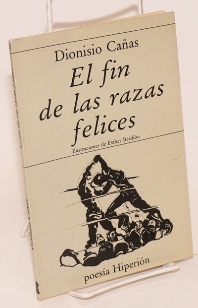 Madrid: Ediciones Hiperión, 1987. Paperback. 57p., 5.5x8 inches, illustrated with line drawings, te...