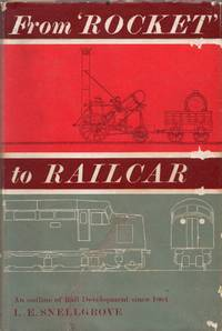From Rocket to Railcar: An Outline of Rail Development Since 1804