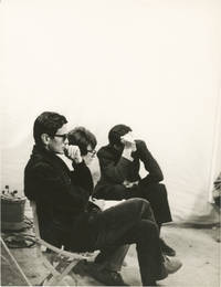 image of [The] Hawks and [the] Sparrows [Uccellacci e Uccellini] (Original photograph of Pier Paolo Pasolini from the set of the 1966 film)