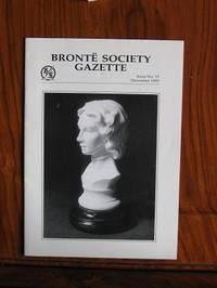 image of Brontë Society Gazette No. 15 December 1995
