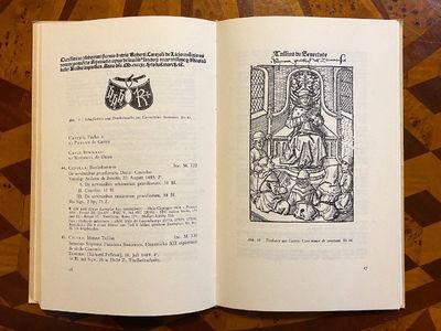 Luxemburg: Verlag der Sankt-Paulus-Druckerei, 1970. First Edition. Large 8vo. xvi, 81 pp. With 21 il...