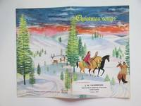image of Christmas songs: given by J. W. Cakebread, Smithfield Service Station,  Newtown, Powys