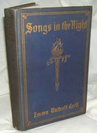 Songs In The Night 1913 Rare SIGNED 1st