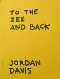 To The Zee And Back (Signed)