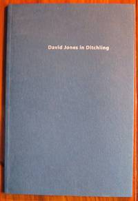 David Jones in Ditchling: 1921-1924