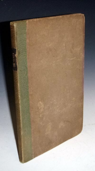 London: Bradbury & Evans for Edward Moxon, 1840. Octavo. (4) 71. Printed in double columns. They fir...